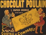 TITLE : Chocolate Poulain