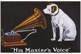TITLE : His master's voice