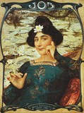 TITLE : Lady smoking